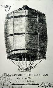 Grand Edinburgh Fire Balloon